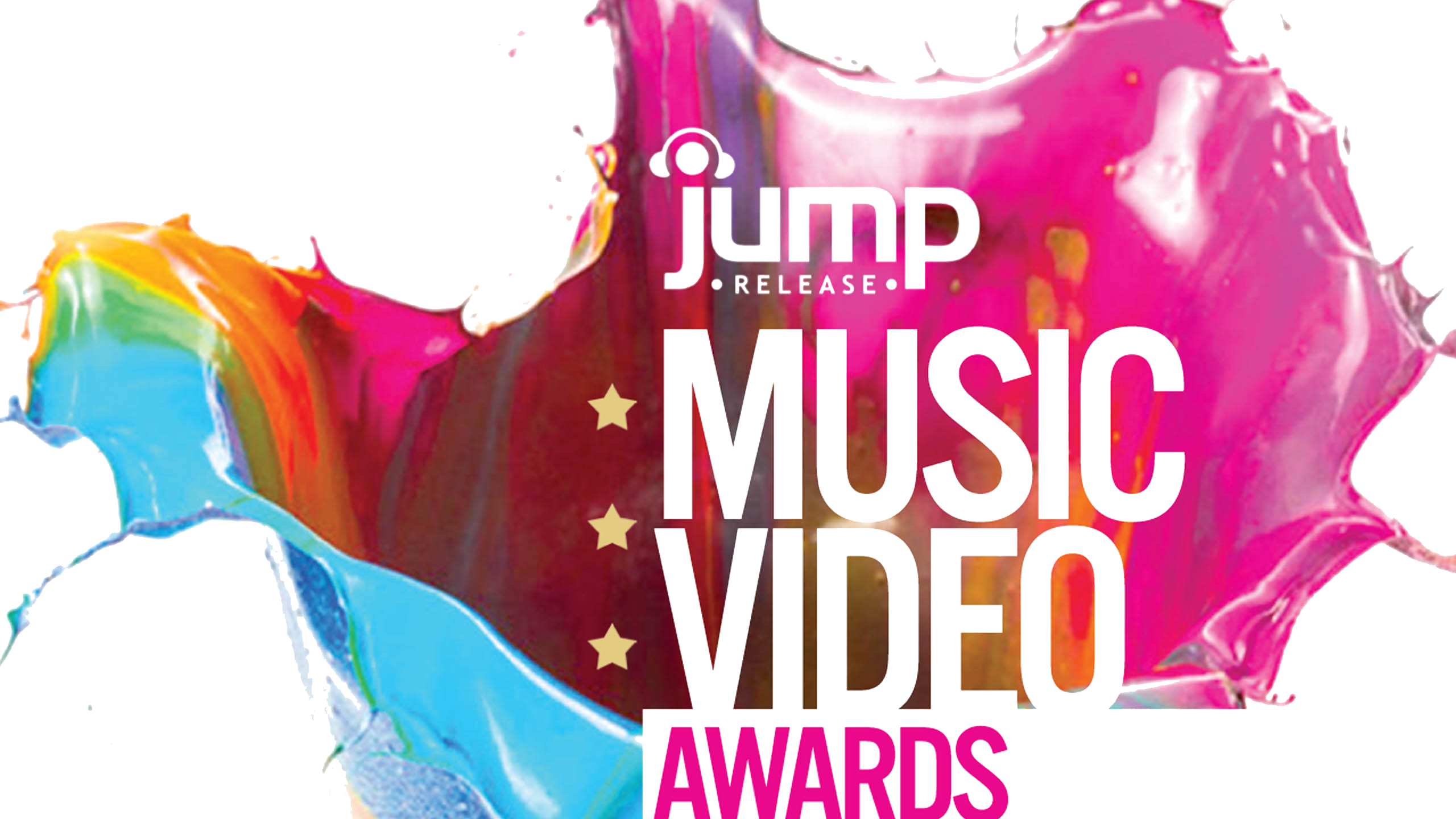 JUMP MUSIC VIDEO AWARDS LOGO